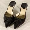 Escarpins noire Dior taille:38,5