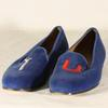 Chaussures-chaussons Stubbs and Wootton blue T:40
