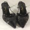 Escarpins noire Chanel Taille:38