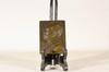 Plaque médaille bronze pour Gaston Thomson 1877-1927