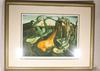Reproduction de Salvador Dali en tirage limité 10/500