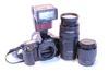 Canon EOS 1000F Argentique