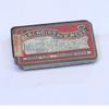 Boîte métallique très ancienne coulissante