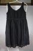 Robe d'été noire SEE BY Chloé taille 38