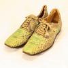Chaussure en serpent Léonardo taille 43