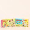Lot de 4 BD comics - Padaboum, Pataleuf, Pouffi et Totoche