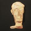 Sculpture Terre Cuite Pascal Perrinet - Africaine - Signé