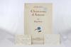 Chansons d'amour de Paul Fort avec autographe + cartes de visite manuscrites et autographe