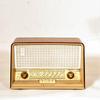 Poste Radio Philips Vintage  - Modèle B4F 80 A (/01) - Année 1959 - PO/GO/OC/BE - Fonctionne