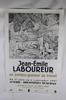 Jean-Emile Laboureur,affiche d'exposition