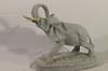 Statue d' éléphant en plâtre