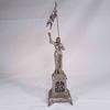 Statue Jeanne d'Arc en régule 37 cm