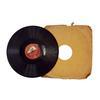 Disque 78 Tours - Jean Vaissade (Label