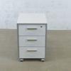 Caisson IKEA en mélamine  57x42x60cm - Blanc