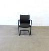 Siège réunion Herman Miller en métal  50x41x83cm - Gris