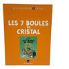 Album BD Hergé Les archives Tintin Les 7 boules de cristal Editions Moulinsart