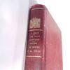 Livre Jules Verne ancien Une ville flottante & Voyage au centre de la terre