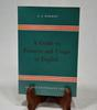 """Livre de Grammaire anglaise """"A Guide to Patterns and Usage in English"""" - A.S. HORNBY"""