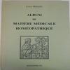 Album de matière médicale homéopathique