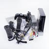 Console Wii noire avec 6 jeux + tapis Family Trainer
