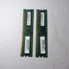 Barrettes mémoire Samsung 512 MO  PC2 3200 x2