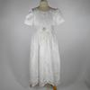 Robe blanche taille 8 ans