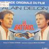 Album vinyle d'Alain Delon