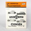 Les archives du collectionneur Citroën Traction Avant