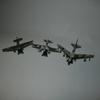Lot de 3 Avions B52 Américain Heintel 111 Allemand Mosquito Anglais Del Prado