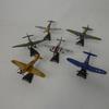 Lot de 6 Avions Chasseurs -Bombardiers