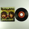 45 tours de Shuky et Aviva « Bye, Bye, à bientôt » et « des dimanches d'amour »