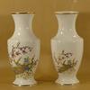 Paire de vases porcelaines Ternet - Limoges