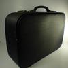 Valise noir vintage