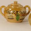 Service à thé en fine porcelaine Japonaise - Geisha