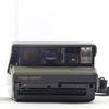 Appareil photo instantané vintage Polaroid Image System avec sacoche Polaroid