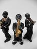 Figurines d'un groupe de jazz en parostone JAZZ ROS 94