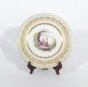 Assiette décorative Charles Ahrenfeldt Limoges
