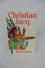 Lot de 5 livres Ramsès de Christian Jacq