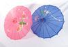 Lot de 3 ombrelles chinoises en soie