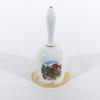 Cloche de table en porcelaine Germanique