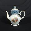 Théière en porcelaine fabriquée en Italie