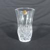 Vase en cristal d' ARQUES 24% de plomb.