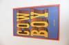 Livre Cox-Boy, livre multifonctionnalité éditions Delpire 1967