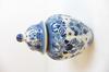 Vase en Porcelaine fabriquer en Holland de Delft