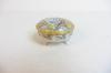 Boîte à bijoux en porcelaine Japonaise avec décors de Cigogne.