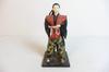 Poupée Asiatique D'un homme en kimono