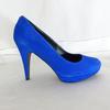 Escarpins bleus MINELLI - Pointure 35