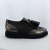 Chaussures gris/doré GEOX - Pointure 35