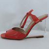 Sandales compensées cuir vernis SAN MARINA - Pointure 39