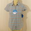 Chemise à carreaux OMNI-SHADE  - Taille estimée 38